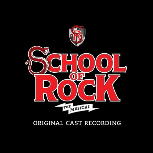 School of Rock - The Musical at Winter Garden Theatre