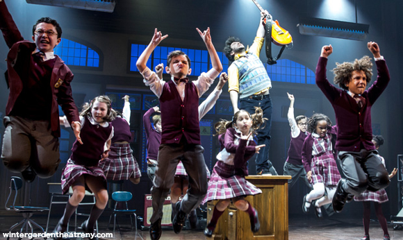 school of rock musical tickets