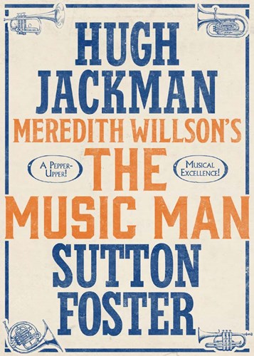 The Music Man [CANCELLED] at Winter Garden Theatre