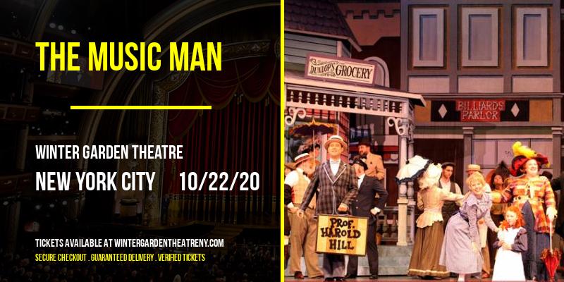 The Music Man at Winter Garden Theatre
